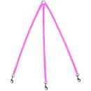 Mini Koppel 3 3x45cm Neon Rosa