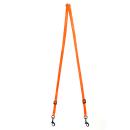 Mini Koppel verstellbar Orange