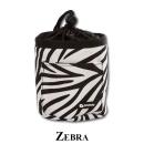 Leckerlitasche Zebra