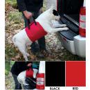 Hunde Tragehilfe Helping Harness Rot