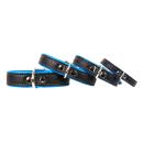 Lederhalsband aus Elchleder Hundehalsband Echtleder Halsband