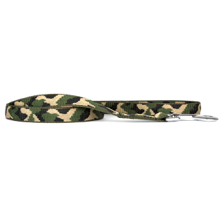 Hundeleine Camouflage