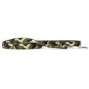 Hundeleine Camouflage 300cm / 15mm