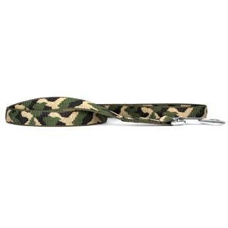 Hundeleine Camouflage 200cm / 20mm