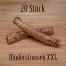 Rinderstrossen XXL 30-35 cm 20 Stück