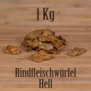 Rindfleischwürfel Hell 1 Kg