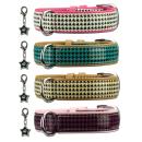Kunstleder Hundehalsband Coco´s Choice Lila 25cm /...