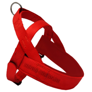 Norwegergeschirr Rot 78-100cm
