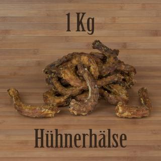 Hähnchenhälse 1 Kg