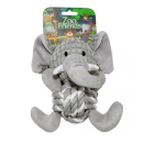 Kuscheltier Knotenball Elefant Zoo Friends