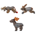 Canvas Hundespielzeug