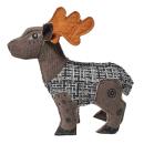 Canvas Hundespielzeug Hirsch